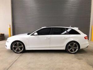 Audi A4 S-Line Avant 2013