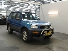 1996 Toyota RAV4 (4x4) (4x4) Blue 5 Speed Manual 4x4 Wagon Beresfield Newcastle Area Preview