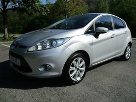 Ford Fiesta Zetec 5dr PETROL MANUAL 2009/09