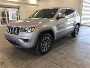 2018 Jeep Grand Cherokee Ltd,HTD SEATS,BT,LEATHER,4WD, 330 B/W