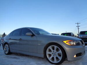 2007 BMW 3 SERIES 335I SPORT PKG LEATHER-SUNROOF-ONLY 164,000KM
