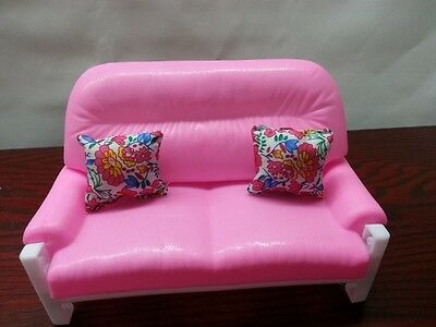 Gloria , Barbie Doll House Furniture/(94014) Living Room Play Set