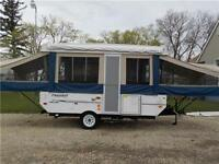 2010 FLAGSTAFF BY FOREST RIVER TENT TRAILER! ONLY 6999