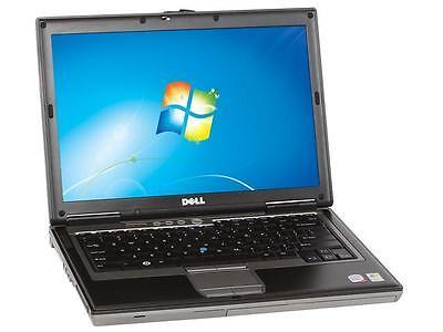 Dell Latitude D630 D620 Intel Core 2  80Gb  2Gb  Wifi  Dvd Rw  Win7