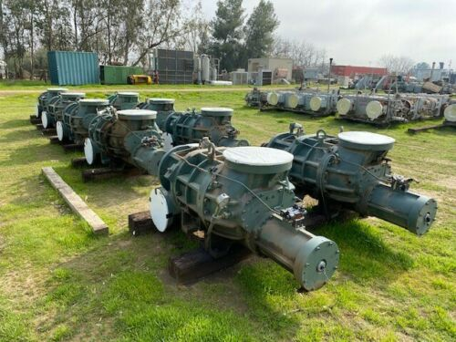 Frick TDSH355L Screw Compressors
