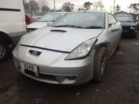 1999 (V) TOYOTA CELICA 190 BHP OSF DRIVER SIDE HEADLIGHT/ HEADLAMP (BREAKING)