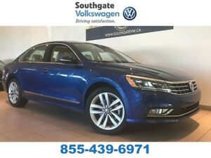 2017 Volkswagen Passat 1.8 TSI Highline | Leather | NAV | Heated