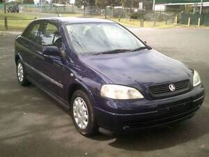2001 Holden Astra Hatchback,S/History,RWC,12 Months Rego Dandenong Greater Dandenong Preview