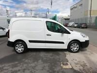 Peugeot Partner L1 850 S 1.6HDI 92PS (SLD) EURO 5 DIESEL MANUAL WHITE (2014)