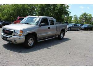 2003 GMC Sierra 1500 LS LOADED 5.3L Z71 PACKAGE* AS IS SPECIAL
