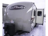 NEW 2015 FUN FINDER 233 RBS TRAVEL TRAILER