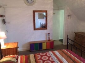 Lovely Bright King Size Bedroom with ensuite shower