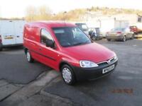 2011/60 Vauxhall Combo 1.3CDTi 16v *** NO VAT ***