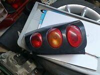 Smart O/S Rear Light (2003)