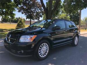 2007 DODGE CALIBER RT, AUTOMATIQUE, 150 000KM, TOIT OUVRANT