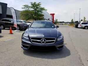 2014 Mercedes-Benz CLS-Class CLS63 AMG CERTIFIED & E-TESTED!
