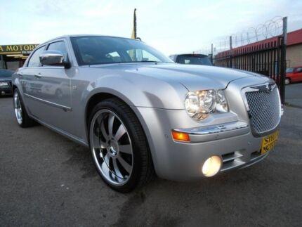 2011 Chrysler 300C LE MY08 5.7 Hemi V8 Silver 5 Speed Automatic Sedan Pooraka Salisbury Area Preview