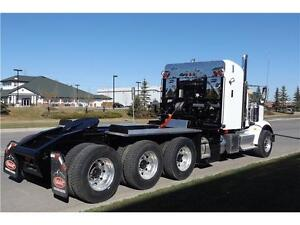 2016 Peterbilt 367 Winch Tractor w/Tulsa RN80 Package
