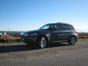 2013 BMW X5 xdrive35d SUV, Crossover