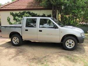 2003 Holden Rodeo Dual Cab Ayr Burdekin Area Preview