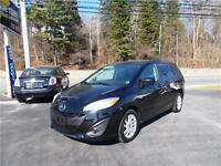 2013 MAZDA 5...LOADED!!! 6 PASSENGER SEATING!! ONLY 53000 KMS!!