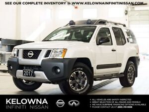 2015 Nissan Xterra Pro-4X w/Leather