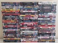 Massive DVD & Blu-Ray Job Lot: