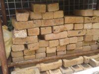 approx 100-120 new london yellow stock bricks