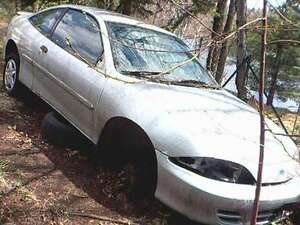 2002 Cavalier $400 OBO PARTS ONLY AS IS