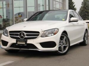 2016 Mercedes-Benz C-Class C 300 4dr All-wheel Drive 4MATIC Seda
