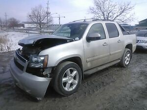 2007 Chevrolet Avalanche, Yukon, Tahoe, Suburban, Sierra, GMC