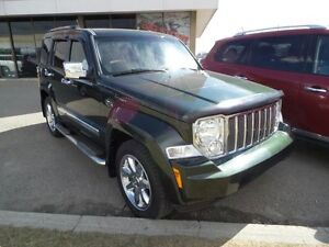 2011 JEEP LIBERTY LIMITED LOW KMS $0 DOWN FINANCING!!!!