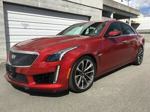 2016 Cadillac CTS-V Sedan LUXURY