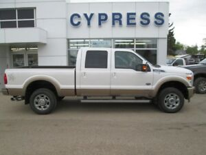 2014 Ford Super Duty F-350 SRW King Ranch,Sunroof,Navigation