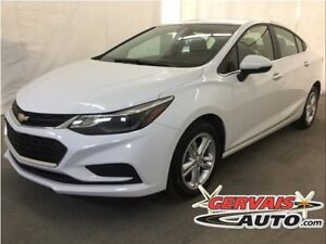 Chevrolet Cruze LT A/C MAGS Bluetooth 2016