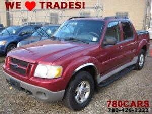 2003 Ford Explorer Sport Trac 4x4 - LEATHER - WE DO TRADES