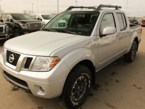 2018 Nissan Frontier PRO-4X 4x4 Crew Cab 126.0 in. WB