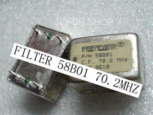 used 1pc  SSB FILTER 58B01 70.2MHZ