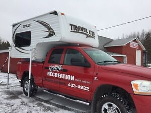 NEW 2017 Truck Campers IN STOCK
