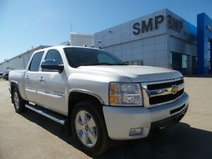 2011 Chevrolet Silverado 1500 LTZ, PST paid, heated leather, rem