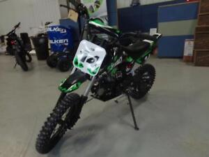 BRAND NEW TAOTAO DB14-GREEN DIRT BIKE