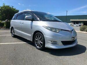 2007 Toyota Estima /Tarago GSR50 Aears S Pack Silver 5 Speed Tiptronic Wagon Arundel Gold Coast City Preview