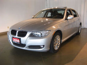2009 BMW 3-Series 323i For Sale Dealer Maintained No Accidents