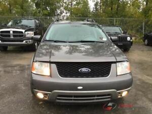 Ford Freestyle 2006 SEL 4D Utility 3.0L V6 EFI gray AWD, 1700$