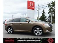 2009 Toyota Venza V6, AWD, iPod Jack, Power Seat !!!