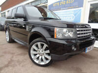 Land Rover Range Rover Sport 2.7TD V6 auto 2006 HSE Leather P/X Swap