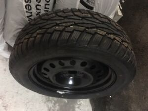 Winter Tire 235\55\R 18