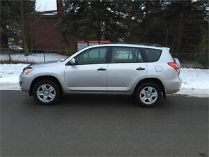 2010 Toyota RAV4, AWD,One Owner, Low Kms,Very Good Cond,WARRANTY