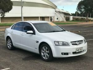 2009 Holden Berlina VE MY09.5 White 4 Speed Automatic Sedan Gepps Cross Port Adelaide Area Preview