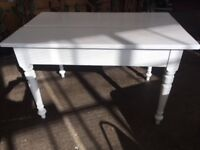 For sale - Old painted pine kitchen/dining table